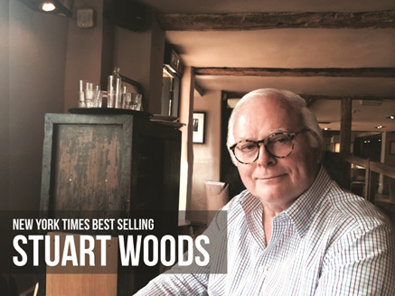 Stuart Woods, New York Times best seller author