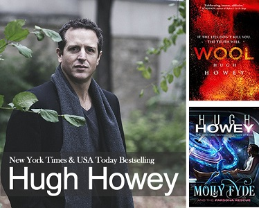 Photo of Interview with successful self-published author, Hugh Howey