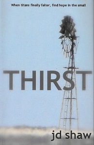Photo of Book Review: Thirst by JD Shaw