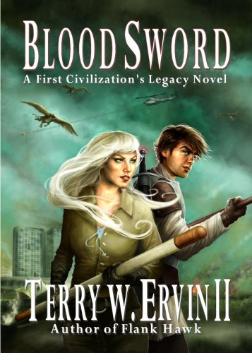 Blood Sword: A First Civilization's Legacy Novel (Book 2)