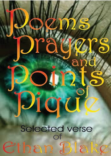 poems prayers and points of pique
