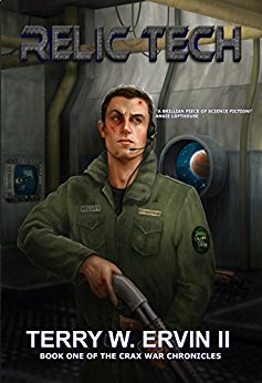 Relic Tech (Crax War Chronicles Book 1)