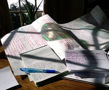 Photo of The Marathon of Letters: Writing Novels to the Finish