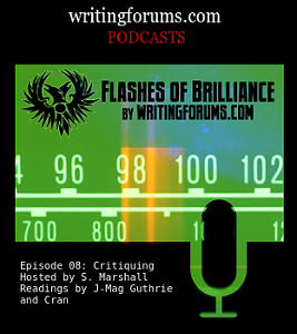 writing forums podcast