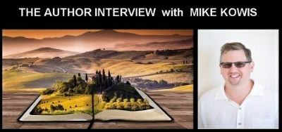 Photo of Author interview – Mike Kowis