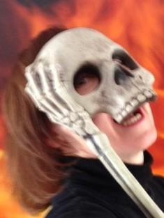 Skull cover 1