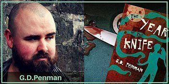 Photo of Author interview – G.D. Penman