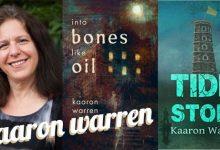 Photo of Interview with dark fantasy author, Kaaron Warren