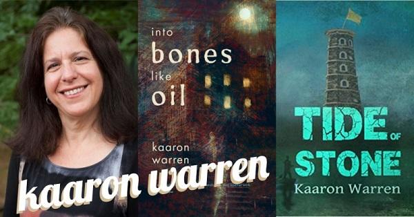 Interview with award-winning dark fantasy author, Kaaron Warren