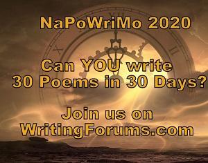 NaPoWriMo 2020